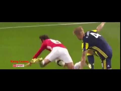 FANTASTIC Manchester United vs Fenerbahce 4 1 All Goals HD ~ Europa League 2016