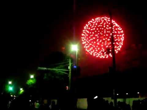 PL 富田林 Fireworks OSAKA JAPAN 花火大会 2015 Aug 1st 大阪 Yukata Matsuri