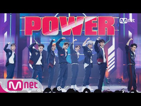 [EXO - Power] Comeback Stage | M COUNTDOWN 170907 EP.540 (видео)