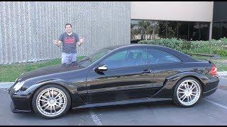 Video The Mercedes CLK DTM Is the $450,000 Supercar You've Never Heard Of MP3, 3GP, MP4, WEBM, AVI, FLV November 2017