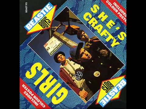 Beastie Boys - She's crafty lyrics