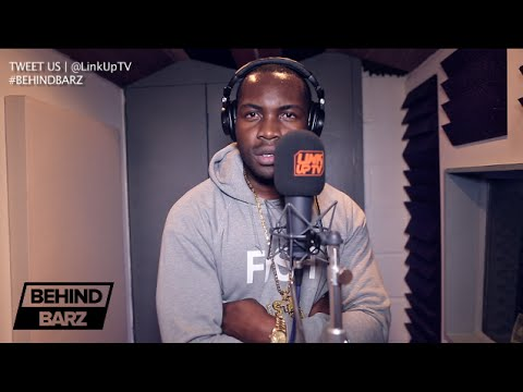 G FrSH – Behind Barz Freestyle [@GFrSH] | Link Up TV