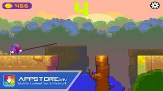[Game] Vault! - Vận động viên củ lạc - AppStoreVn, tin công nghệ, công nghệ mới