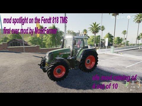 Fendt 818 TMS v1.3.0.0