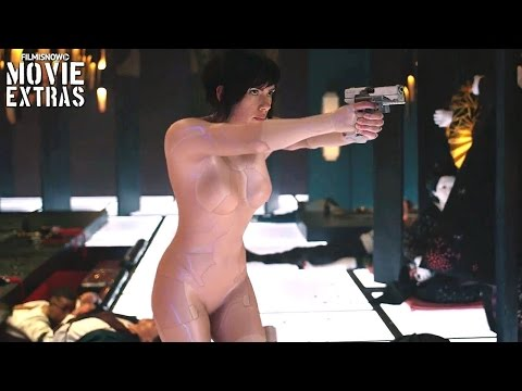 Ghost In The Shell release clip compilation (2017)