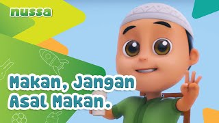 Video NUSSA : MAKAN JANGAN ASAL MAKAN MP3, 3GP, MP4, WEBM, AVI, FLV Januari 2019
