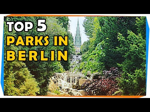 Top 5 Parks In Berlin | GoOn Berlin