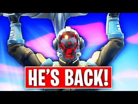 He's BACK!!  *NEW* ROCKET RETURNS To Fortnite.. (Season 6 ISLAND / CUBE EVENT EXPLAINED)