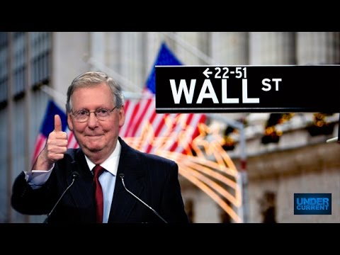Mitch McConnell: Dodd Frank Is Obamacare for Banks