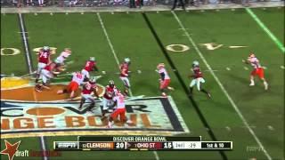 Grady Jarrett vs Ohio State (2013)