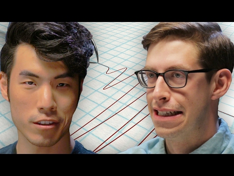 The Try Guys Take A Lie Detector Test (видео)