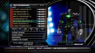 Real Steel Stage 5 Part 2
