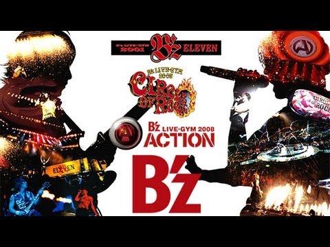 B'z / 3TOUR -LIVE-GYM digest-