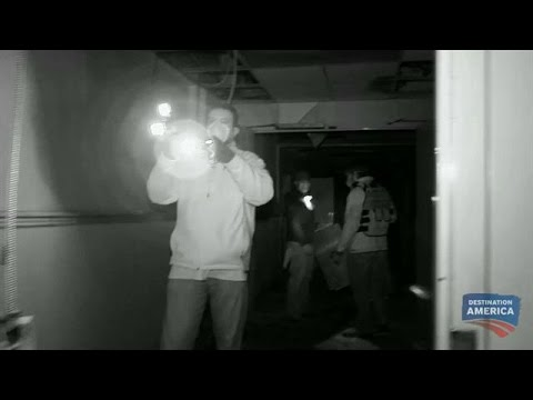 Trapping an Angry Spirit | Ghost Asylum