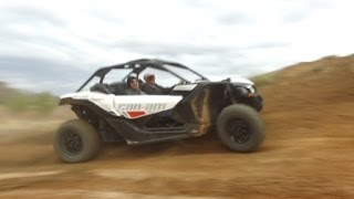 10. 2017 Can-Am Maverick X3 off-road side-by-side