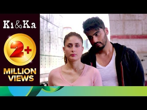 Pyaar Nahi Karta Toh Shaadi Kyon Karna Chahta Hai | Ki & Ka | Arjun, Kareena | Movie Scene