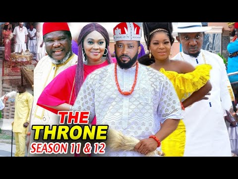 THE THRONE SEASON 11&12 Finale - (New Movie) Fredrick Leonard 2020 Latest Nigerian Nollywood Movie