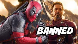 Video Deadpool 2 Trailer - Banned Jokes and Infinity War Easter Eggs MP3, 3GP, MP4, WEBM, AVI, FLV Mei 2018
