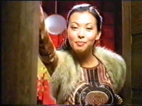 香港廣告: 生力啤DJ tommy拜年(奀妹傅天穎)2001