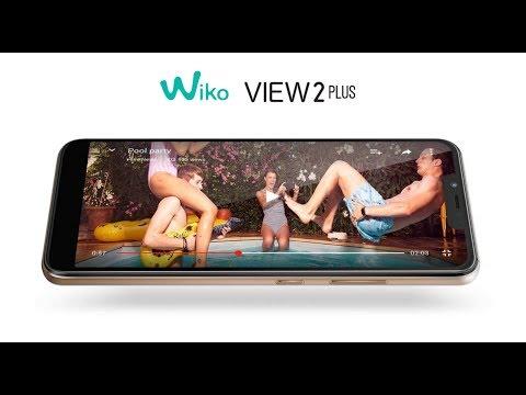 Wiko View 2 Plus - 4GB RAM smartphone