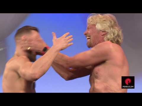 Sir Richard Branson v Conor McGregor: Pendulum Summit 2018