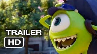 Nonton Monsters University NEW Trailer (2013) - Pixar Movie HD Film Subtitle Indonesia Streaming Movie Download