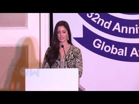 Katrina Kaif Smita Patil Award Speech Video, Accep