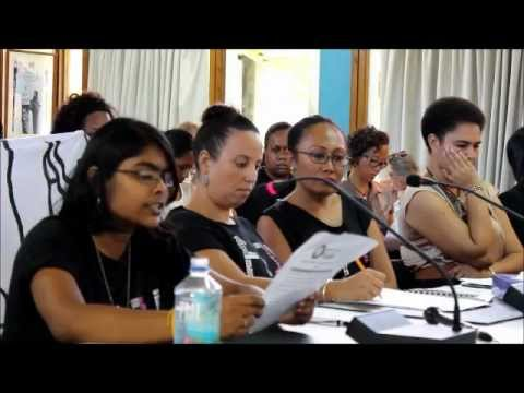 FWCC and FWRM presentation to Fiji Constitution Commission – Part 3