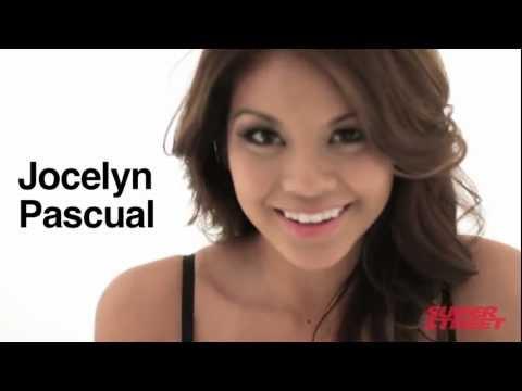 Jocelyn Pascual – Super Street Magazine Top 15 Models (2011)