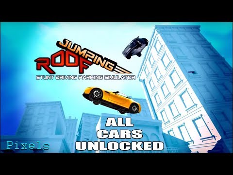 Roof Jumping: Stunt Driver - All Cars Unlocked