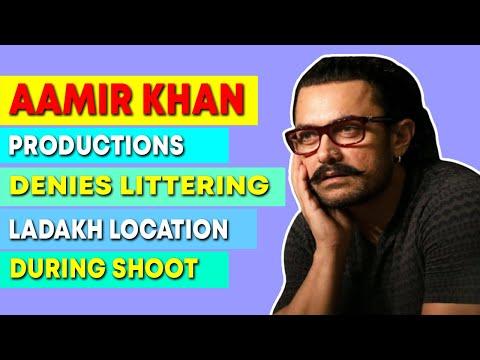 Aamir Khan Productions denies littering Ladakh location during Laal Singh Chaddha shoot