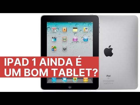iPad 1 (Primeira Geração) ainda é um bom tablet