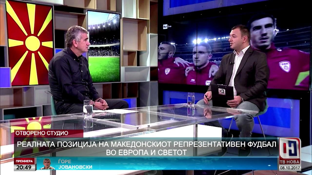 Реалната позиција на македонскиот репрезентативен фудбал во Европа и светот