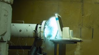 Combustion Tube in Slow Motion - The Slow Mo Guys