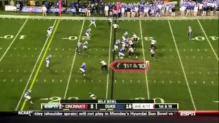 Travis Kelce vs Duke (2012)