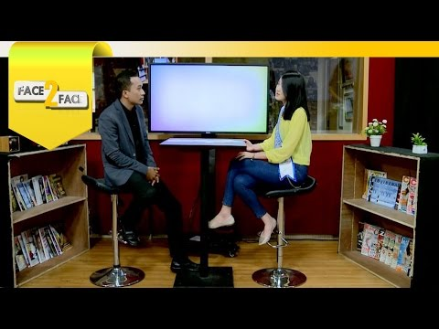 FACE 2 FACE – Positivity through The Internet (with Viola Vallace from Miss Internet Indonesia)