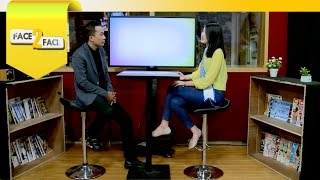 FACE 2 FACE - Positivity through The Internet (with Viola Vallace from Miss Internet Indonesia)