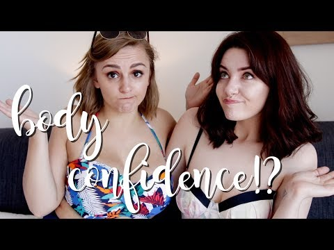 Building Self Esteem After Gaining Weight | Hannah Witton & Melanie Murphy