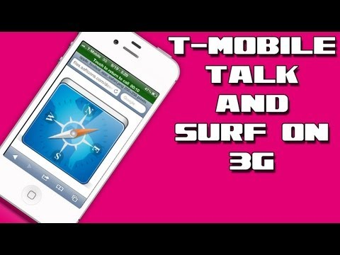 LebBros - Hey guys, just thought of something that everyone with a iPhone on the T-mobile network should know. This Video is Showing T-mobile users that they can talk ...