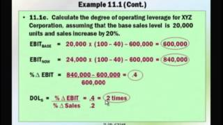 Financial Management: Lecture 22, Chapter 11 - Project Analysis And Evaluation