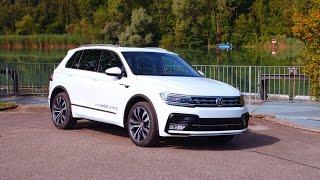 Konzept: VW Tiguan 2.0 TDI R-Line (Autoweibel Aarberg)