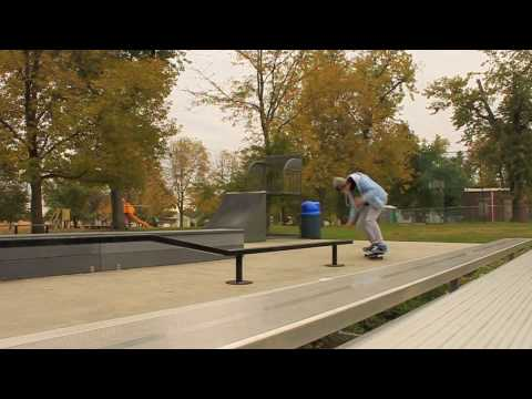 You Don't Always Get What You Want at Saunemin skatepark