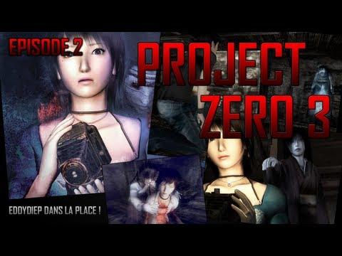 Bienvenue au monde de l'horreur ... J'ai nommé Project Zero 3 ! | Walkthrough Episode #2