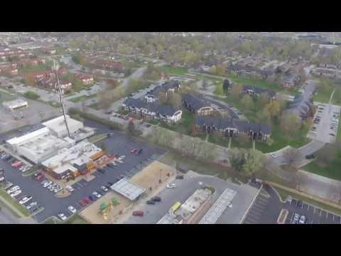HD Drone Footage Springfield Missouri 2017