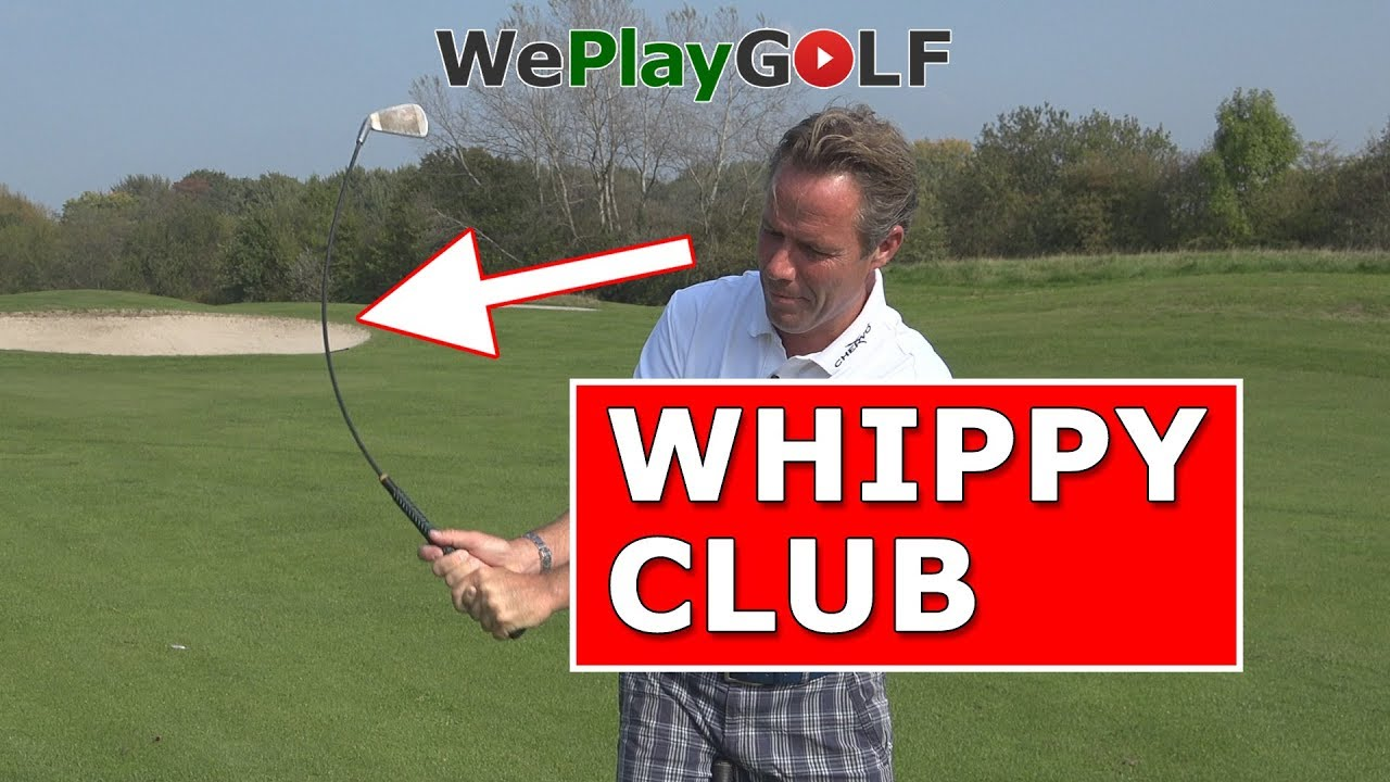 Introducing The WHIPPY CLUB: Better release, better golf swing