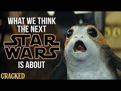 What We Think the Next Star Wars is About (видео)