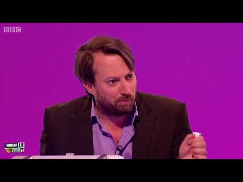 Did the Interpol list Henning Wehn as a missing person? - Would I Lie to You? [CC-EN,NL]