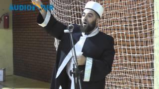 Hutbeja e Fitër Bajramit në Pejë  1435 / 2014 - Hoxhë Enes Goga
