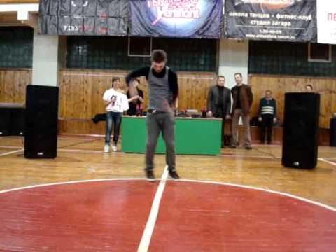 EDDY ELECTRO - на представлении жюри в Томске