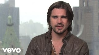 Juanes - VEVO News Interview